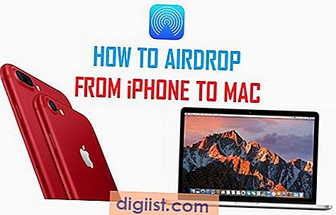 Come AirDrop Da iPhone a Mac