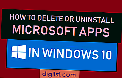 Hur man tar bort eller avinstallerar Microsoft Apps i Windows 10